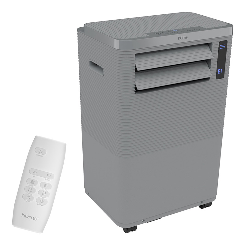 Homelabs 10,000 BTU Low Noise Portable Air Conditioner