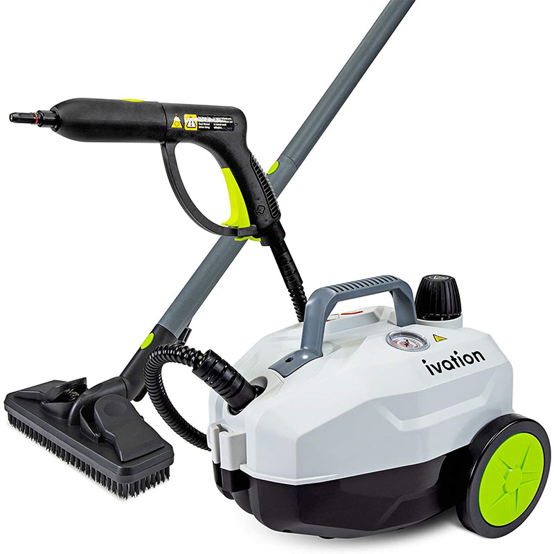 Ivation Steam Cleaner