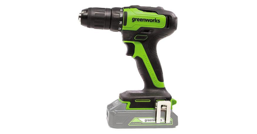 Greenworks DD24L00 24V Drill/Driver Review