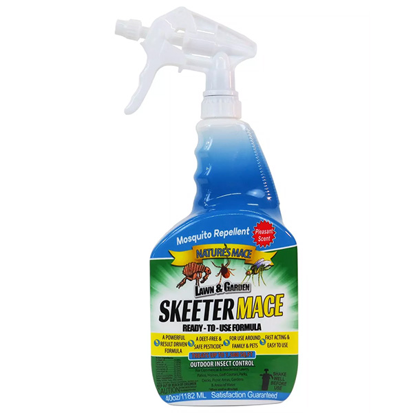 NaturesMace SkeeterMace Insect Control Spray