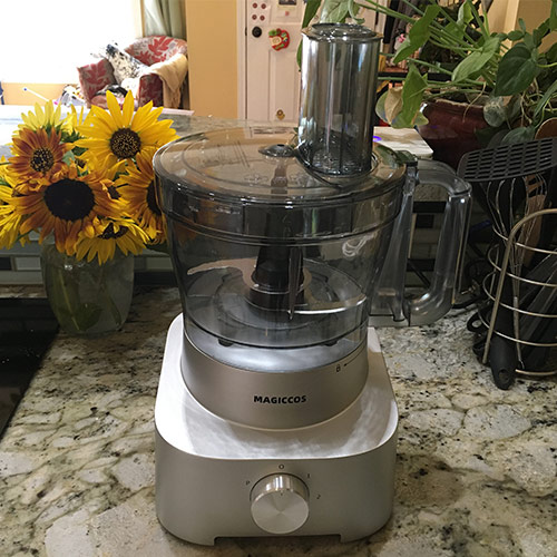 Magiccos FP406 Food Processor review